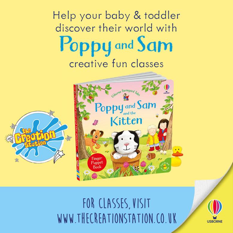 Usborne Poppy And Sam Farmyard Tales Classes Near You