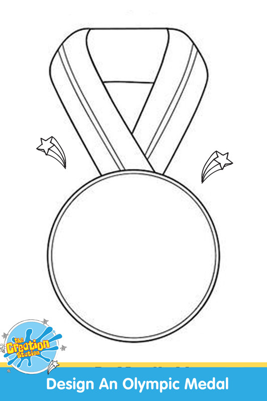 Design An Olympic Medal