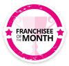 Franchisee of the Month