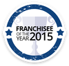Franchisee Of The Year 2015
