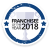 Franchisee of the Year 2018