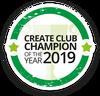 Create Club Champion 2019