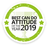 Best Can-Do Attitude 2019