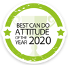 2020 Best Can do Attitude