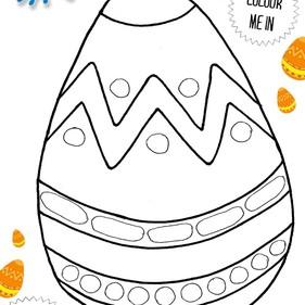 Design Your Own Easter Egg