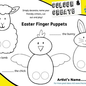 Create Your Own Puppets