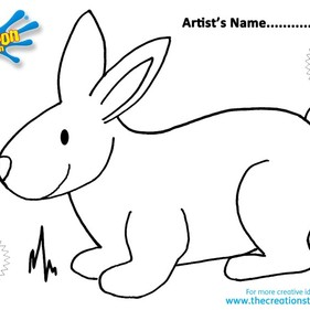 Create Your Easter Bunny