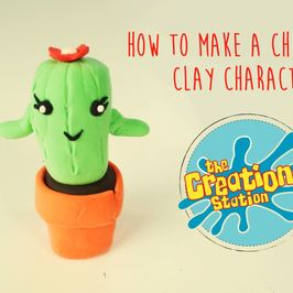 How To Make A Children's Clay Character