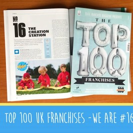 Top 100 Franchises In The UK Announced