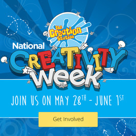 National Creativity Week Take 3 & The Big Crusha Challenge