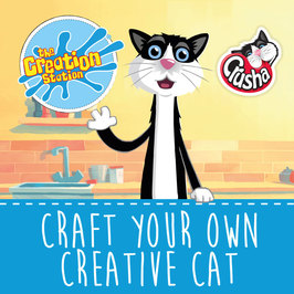Fun Events for the whole Family with Crusha and The Creation Station