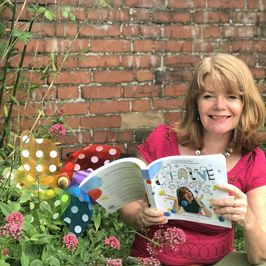 Founder of The Creation Station launches new 'Creative Sparks' book and reaches number one spot on the Amazon best sellers list.