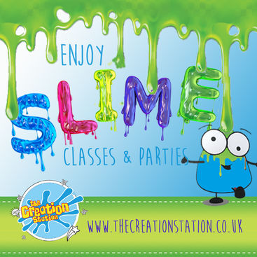 Safe Slime making classes and parties in your area