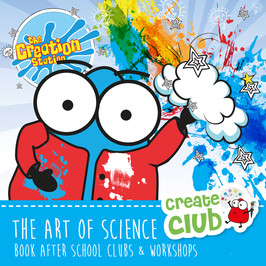 THE ART OF SCIENCE School Workshops and  Clubs
