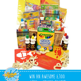 Free £100 Craft Hamper up for grabs!