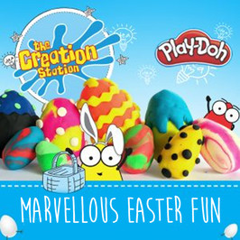 Easter event entertainment in shopping centres