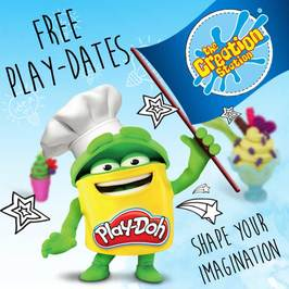 Competition - Win Creation Station Play Doh Party with a special guest appearance from Doh-Doh