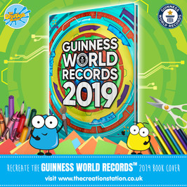 How to make an Origami box with Guinness World Records & The Creation Station