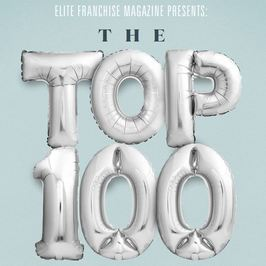 The Creation Station reaches  number 15 out of 100 top UK franchises.
