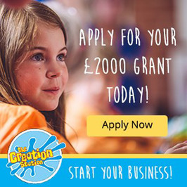 Love to run your own successful arts and crafts business? Grab a £2000 grant!