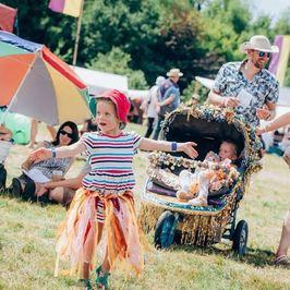 """Kids Zones"" - Children's entertainment for festivals &  large scale events"