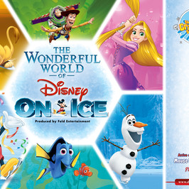 Exclusive Disney On Ice Competition with The Creation Station | Local classes and events near you