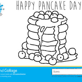 It's Pancake Day!! | Activities you can do on Pancake day when your kids don't like pancakes!