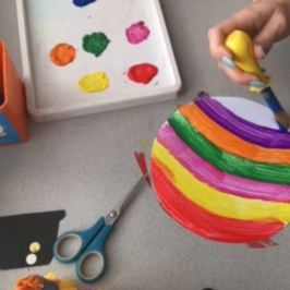 #MakeitMonday - It's rainbow week! | The 5 minute craft for you and your little ones