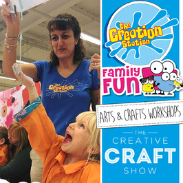 The Creation Station & The Creative Craft Shows 2019