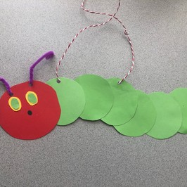 Make it Monday | Make your own Very Hungry Caterpillar