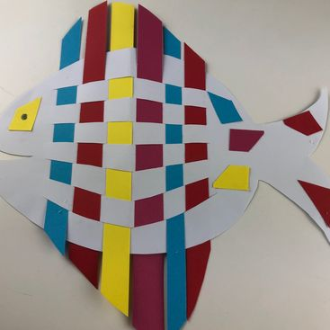 Make it Monday | Let's Make a Weavie Fish
