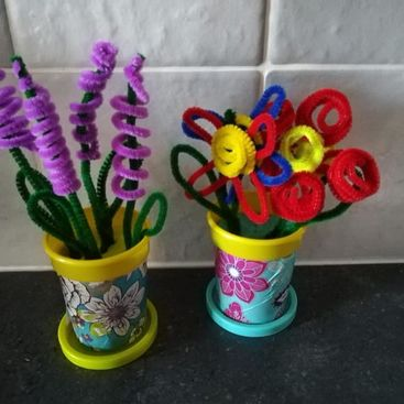 Making The Play-Doh Fun Go Further! | Repurposing Your Empty Play-Doh Pots