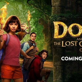 WIN Premiere viewing tickets for Dora the Explorer and the Lost city of gold! | The Creation Station