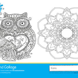 It's national colouring book day! | Colouring isn't just for kids!