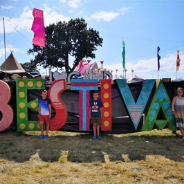 Family Entertainment at Camp Bestival Festival