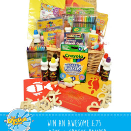 WIN a £75 Craft Hamper For You & Yours With The Creation Station!