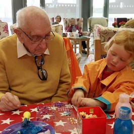 Sharing Creativity Across The Generations - Intergenerational Workshops To Inspire