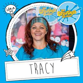 Celebrating An Exciting Opportunity - Meet Tracy Our New 'Head Of Inspiration' At The Creation Station Yarm