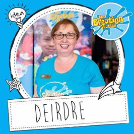 Deirdre Brings Her Passion For Creativity To Chesterfield With Award Winning Arts & Crafts!