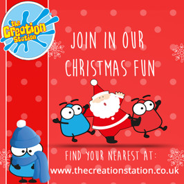 Christmas Fun for you - Creation Station Christmas Cracker