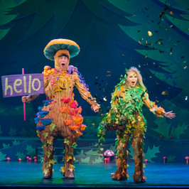 CBeebies' Hansel and Gretel FLASH TICKET COMPETITION