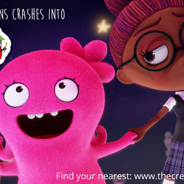 An UglyDolls Christmas crashes in to Create Clubs near you!