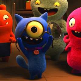 WIN UglyDolls goodies this December | From DVDs to plush toys we've got goodies for you.