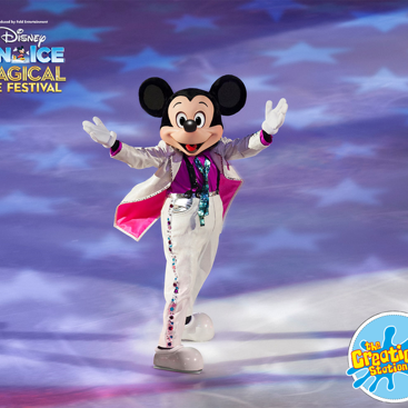 Disney On Ice themed sessions skate into The Creation Station this February