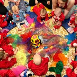 Birthday parties for under 5's near you!