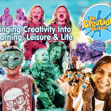 Supporting families, franchise partners and groups with creative resources