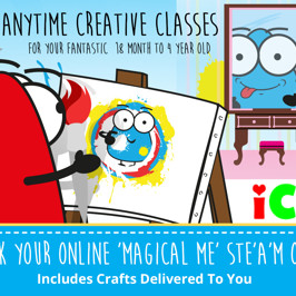 Anytime Craft Course and Craft Packs now available