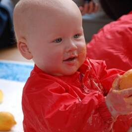 Free play activities to help your baby's development