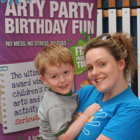 Award Winning Creation Station Franchise Combats Rising Childcare Costs To Enable Mums To Run Their Own Business