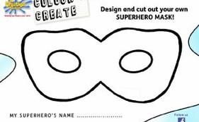 Masked Superhero